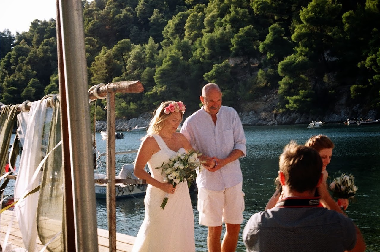 bride-with-her-father-destination-wedding-skopelos