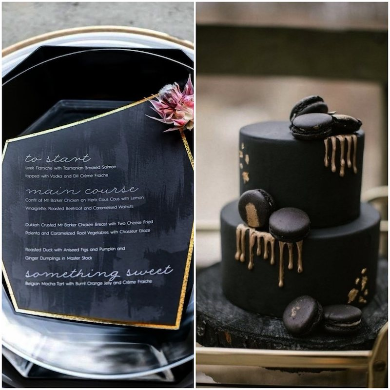 wedding-trend-black-elements-for-2018