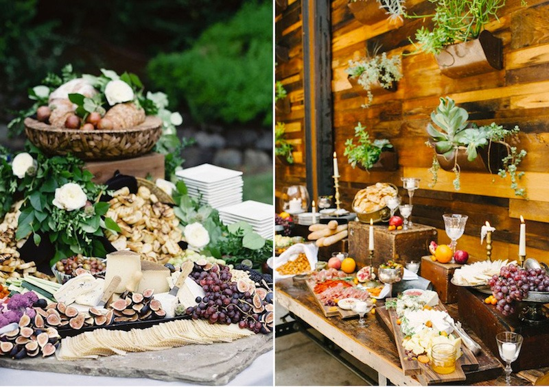 food-stations-wedding-trends-for-2018