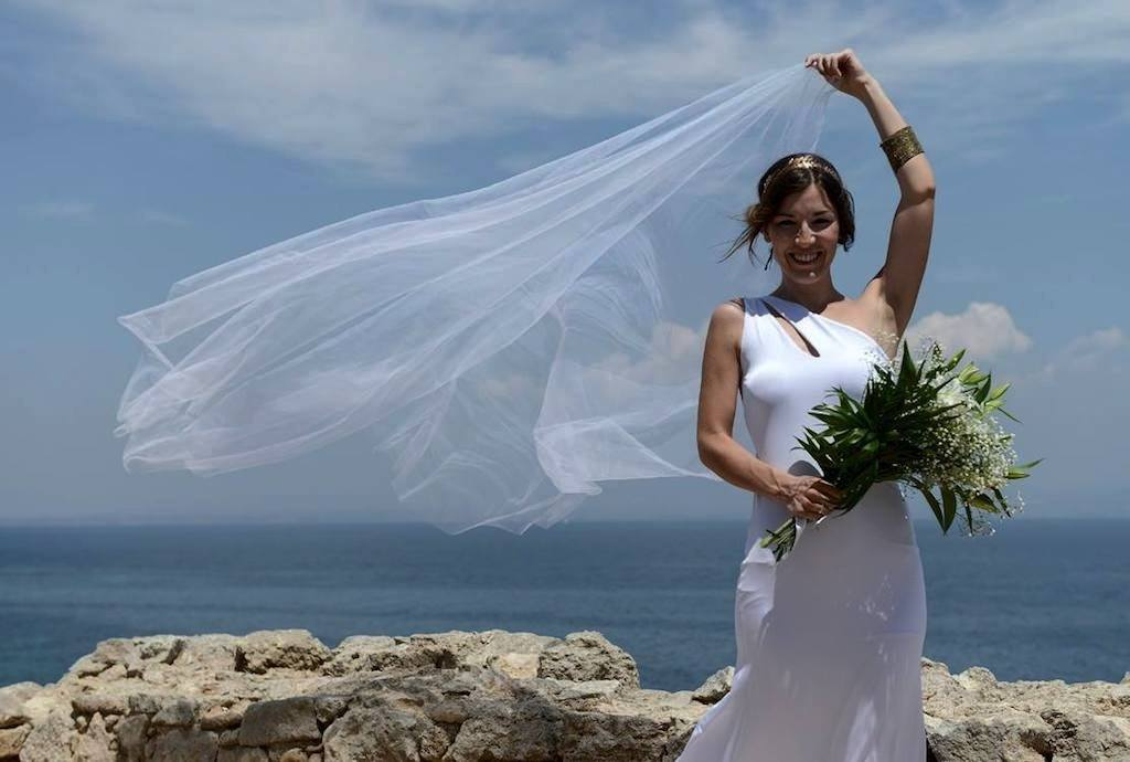 Rock n Roll Elopement in Nea Fokea, Halkidiki