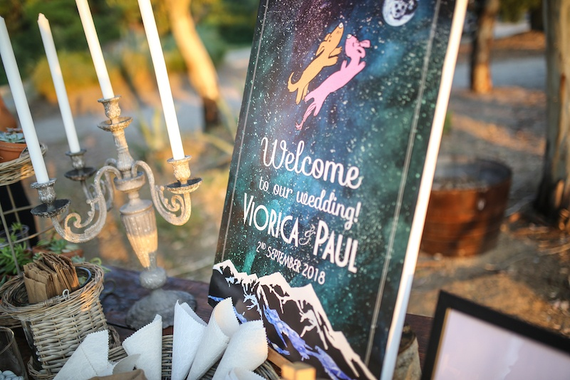 welcome-beach-wedding-sign-Halkidiki
